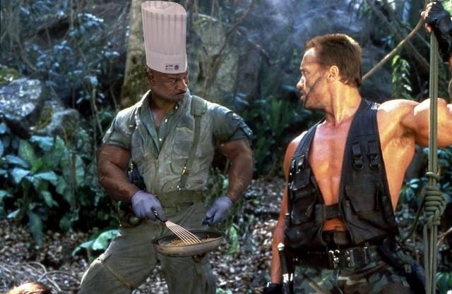 Новый мем: Шеф-повар Белого дома Андре Раш (13 фото)
