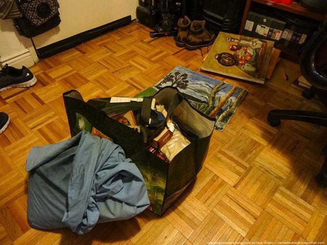 Что можно найти в нью-йоркской мусорке (16 фото)
