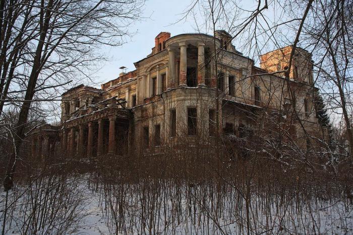 Красивейшие «заброшки» России (12 фото)