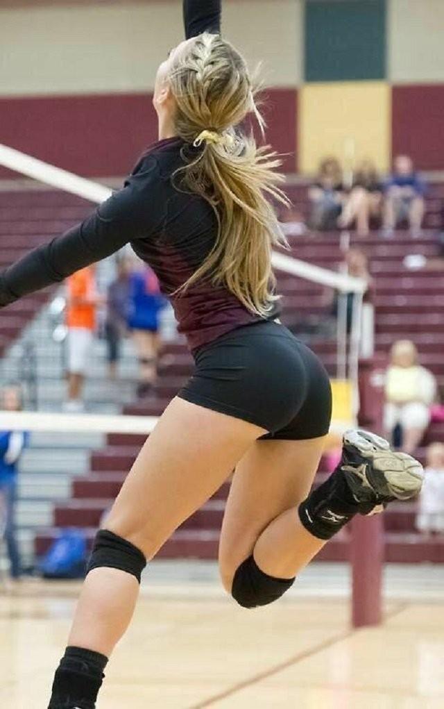 Девушки волейболистки (20 фото)