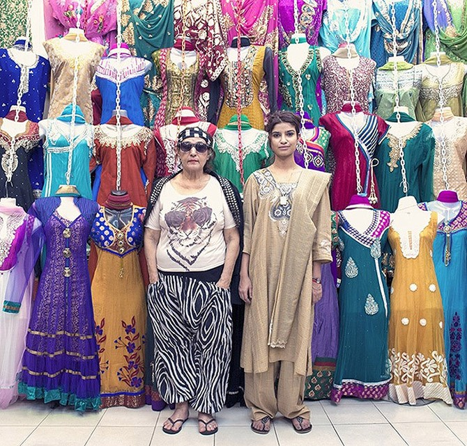 Одеты не по возрасту (15 фото)