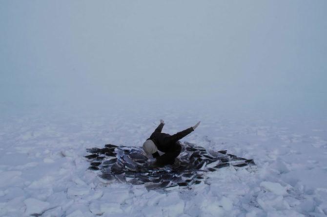 Сюрреалистическое селфи (12 фото)