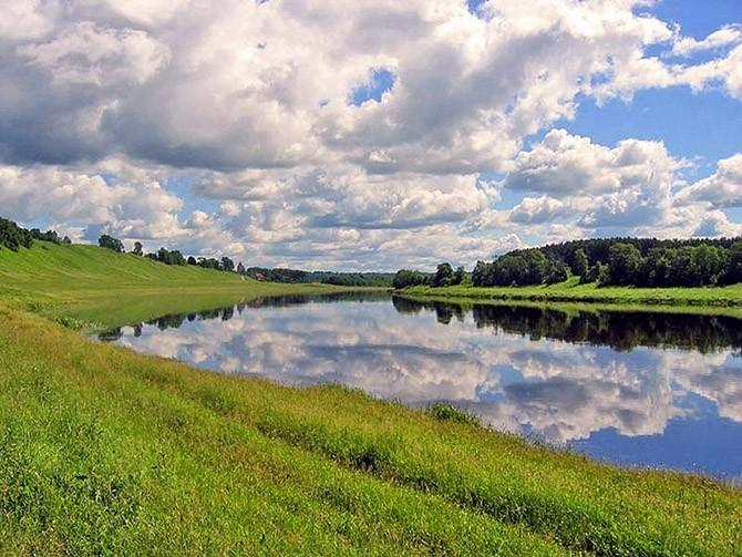 Самые красивые реки мира (11 фото)