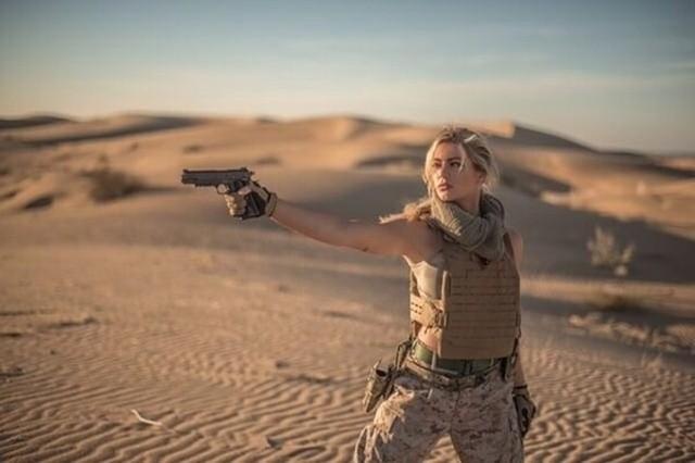 Американская модель Шеннон Ирке (5 фото)