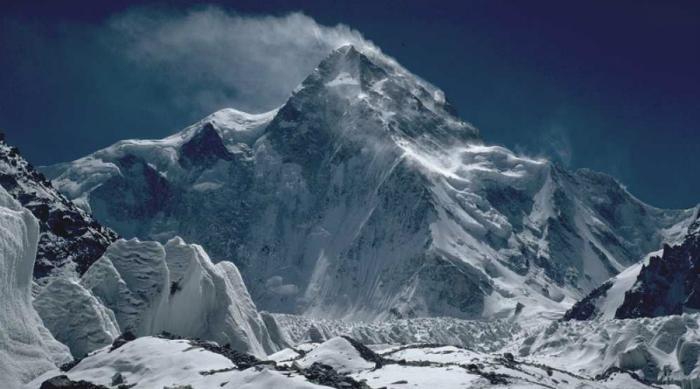 Чогори: гора, которая сложнее и опаснее Эвереста (5 фото)