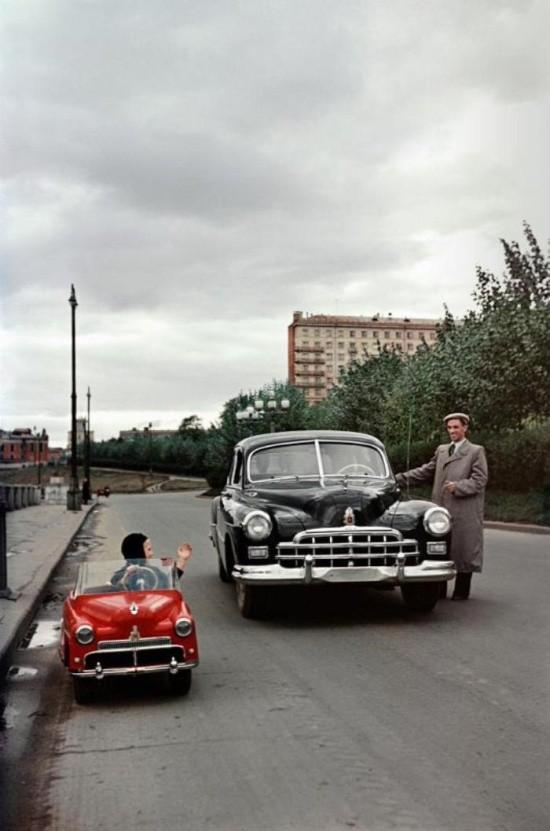 Путешествие в прошлое (35 фото)