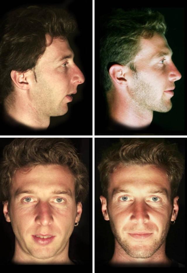 Как меняются люди (12 фото)