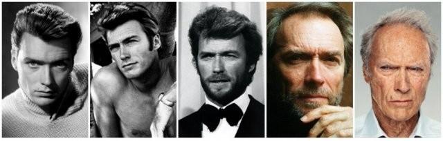 Знаменитости сквозь время (11 фото)