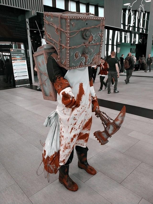 В Санкт-Петербурге прошел международный фестиваль косплея (25 фото)