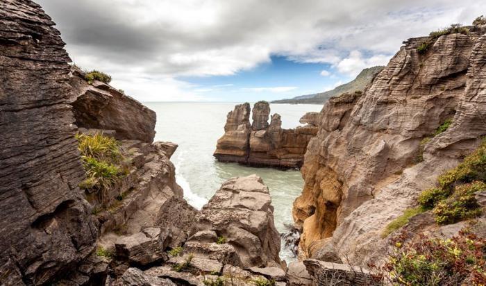 Невероятные морские побережья мира (10 фото)