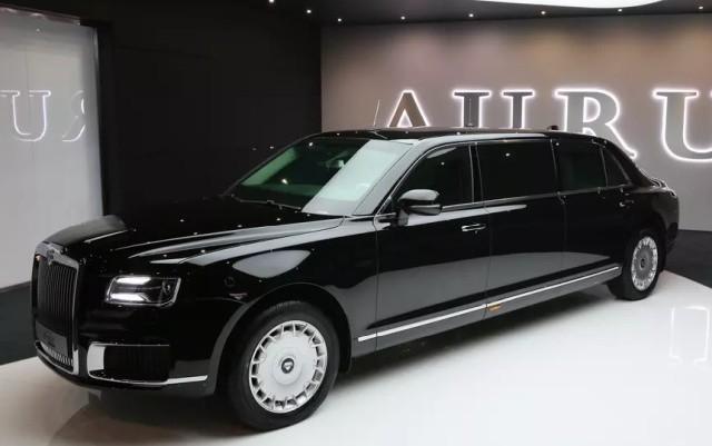 """Стоимость лимузина проекта """"Кортеж"""" Aurus Senat L700 (2 фото)"""