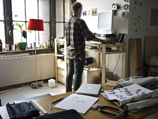 Офисный лайфхак (14 фото)