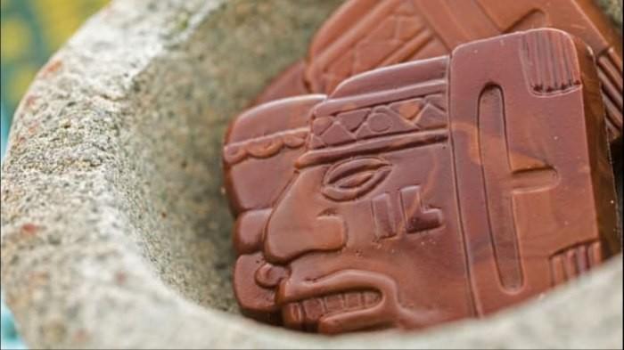 Роль шоколада в падении цивилизации Майя (4 фото)