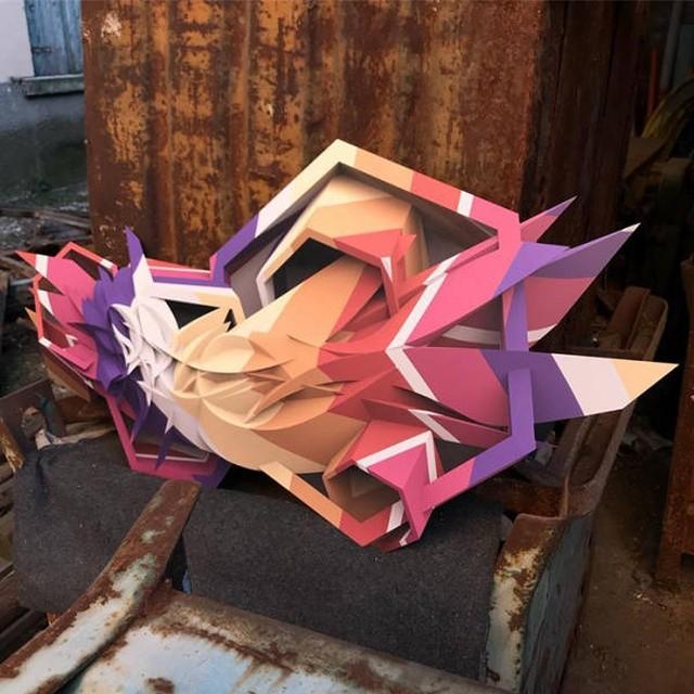 3D-граффити и потрясающий стрит-арт (15 фото)