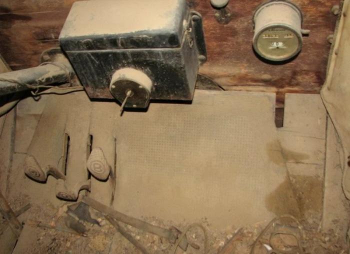 В амбаре нашли Ford Model T, которому больше 100 лет (9 фото)