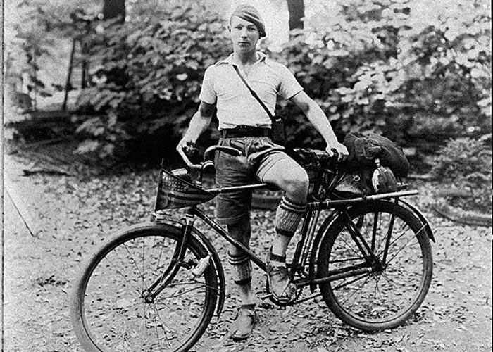 Интересные факты про велосипеды (5 фото)