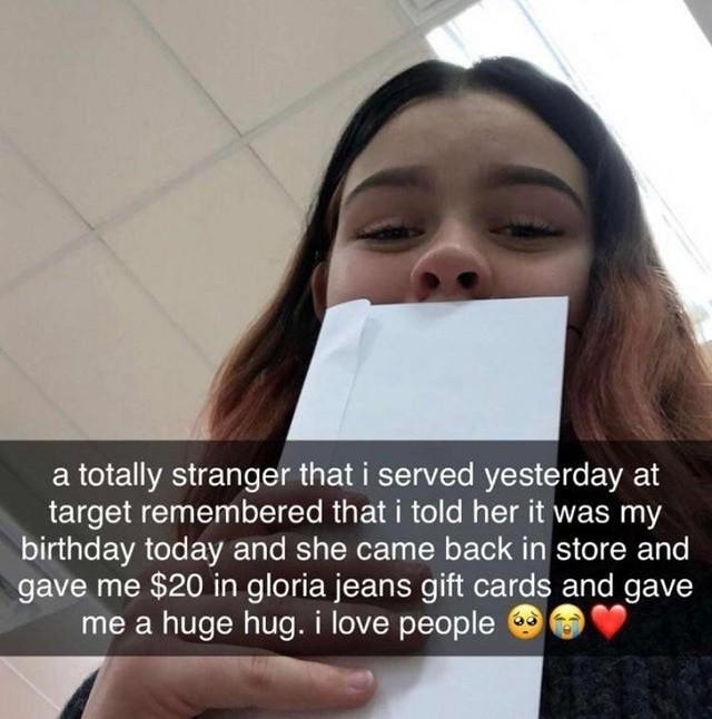 Пост о вежливых и заботливых людях (17 фото)