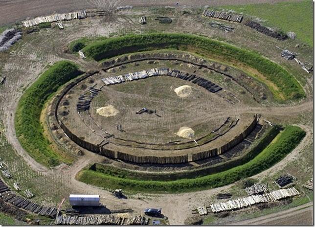 Древнейшая обсерватория мира (17 фото)
