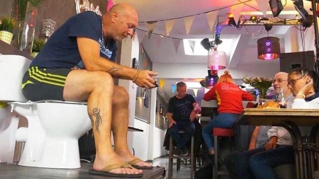 Мужчина из Бельгии установил очень странный мировой рекорд (2 фото)