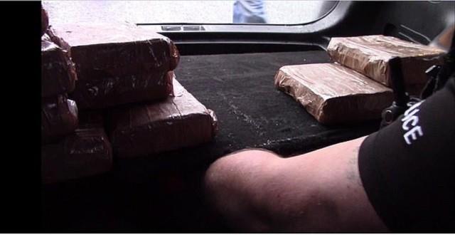 У звезды Instаgram полиция нашла 15 килограмм кокаина (4 фото)