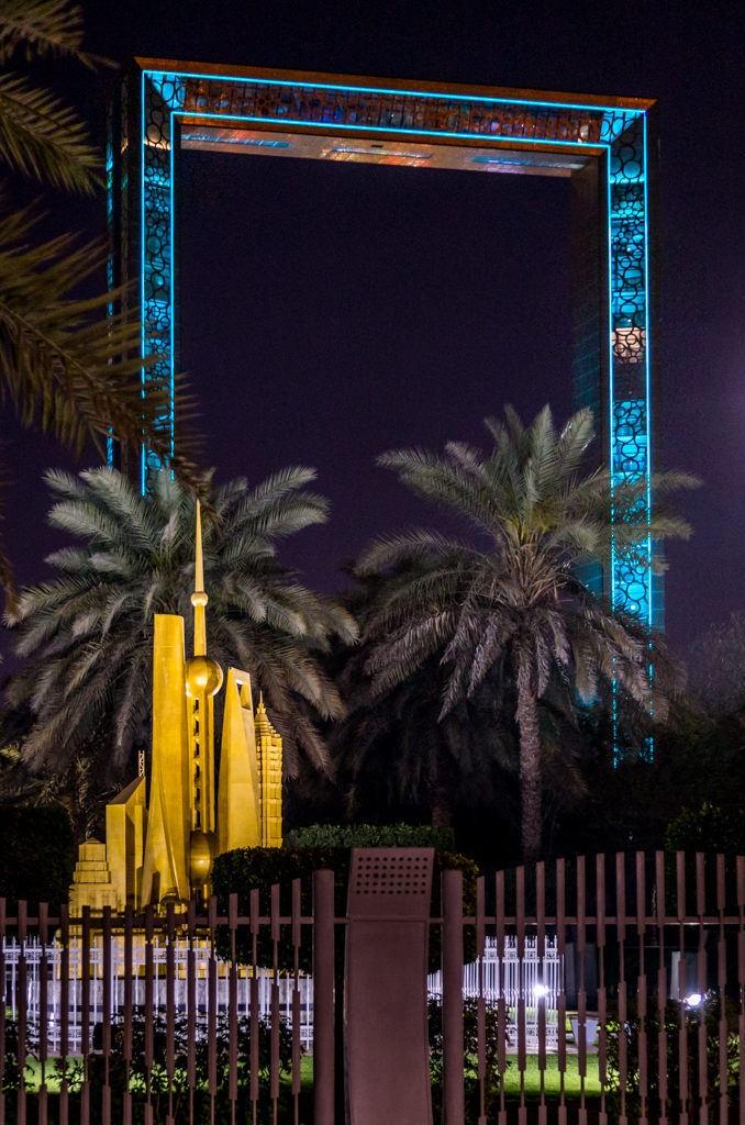 Необычная достопримечательность Дубая (7 фото)