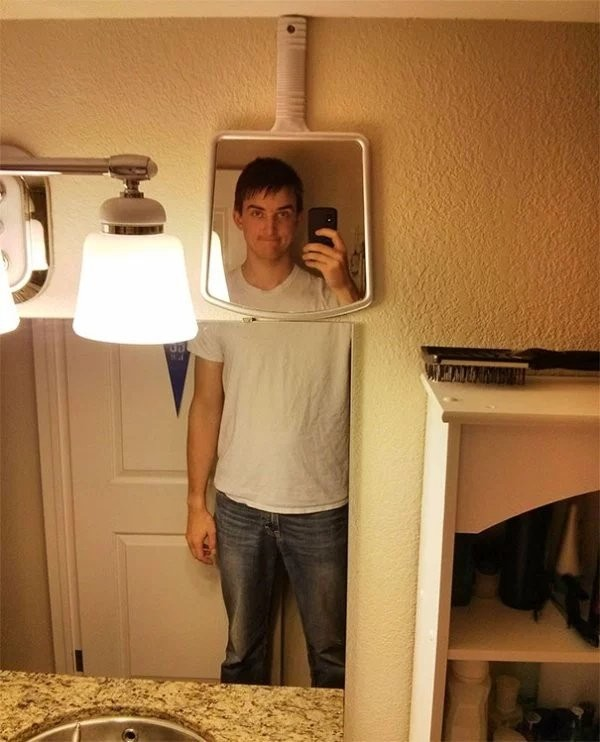 Тяжелая жизнь высоких людей (28 фото)