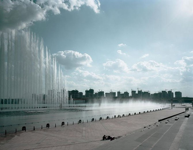 Ордос — самый большой город-призрак в мире (21 фото)