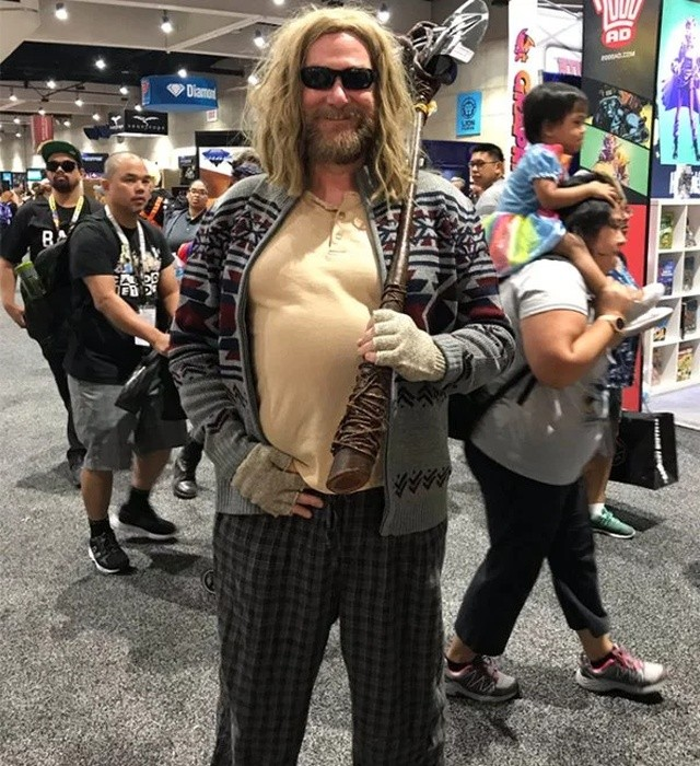 Comic-Con в Сан-Диего - рай для гиков (29 фото)