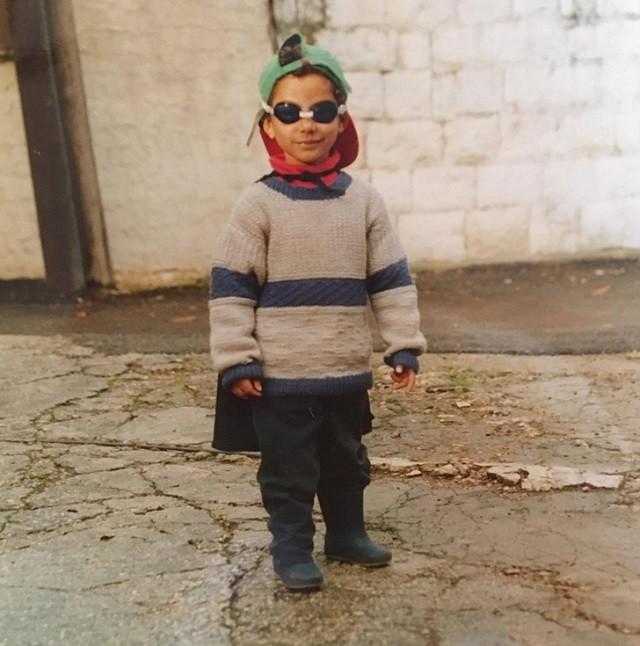 Пользователи поделились своими крутыми детскими фотографиями (17 фото)