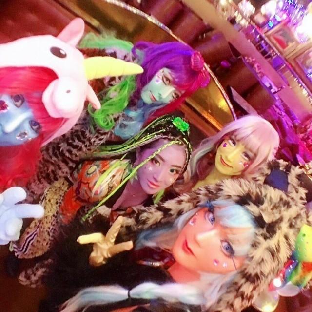 Креативная мода из Японии (26 фото)