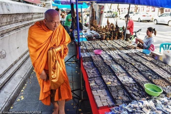 Удивительные вещи, которые можно увидеть в Таиланде (10 фото)