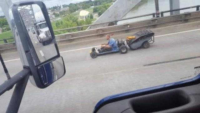 Автомобильные неудачи (20 фото)