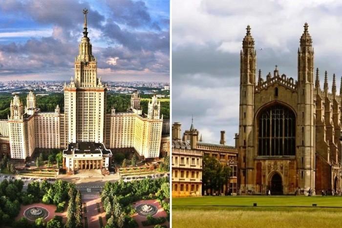 Самые красивые университетские здания мира (10 фото)
