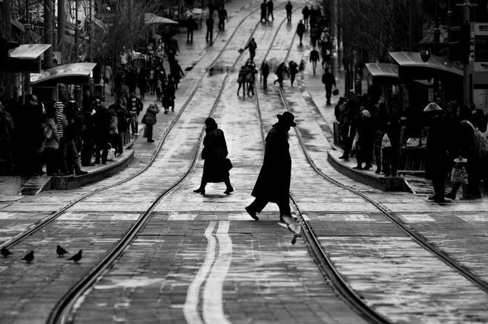 Магические чёрно-белые фотографии Гая Коэна (30 фото)