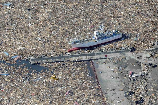 Тихоокеанское мусорное пятно (6 фото)