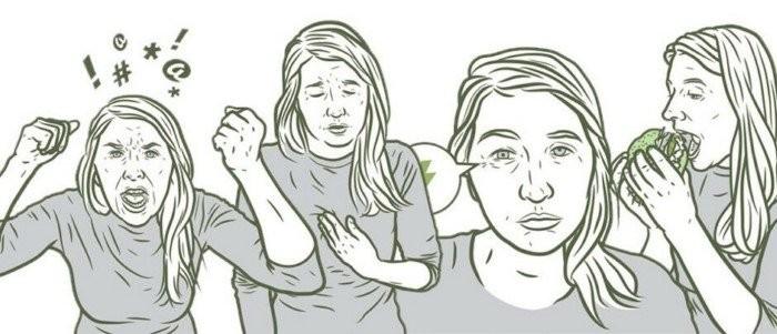 Что творится с вашим организмом, если вы не высыпаетесь (7 фото)