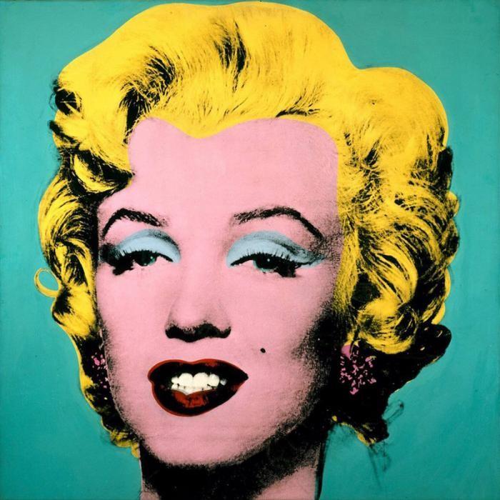 Самые дорогие работы художника Энди Уорхола (11 фото)
