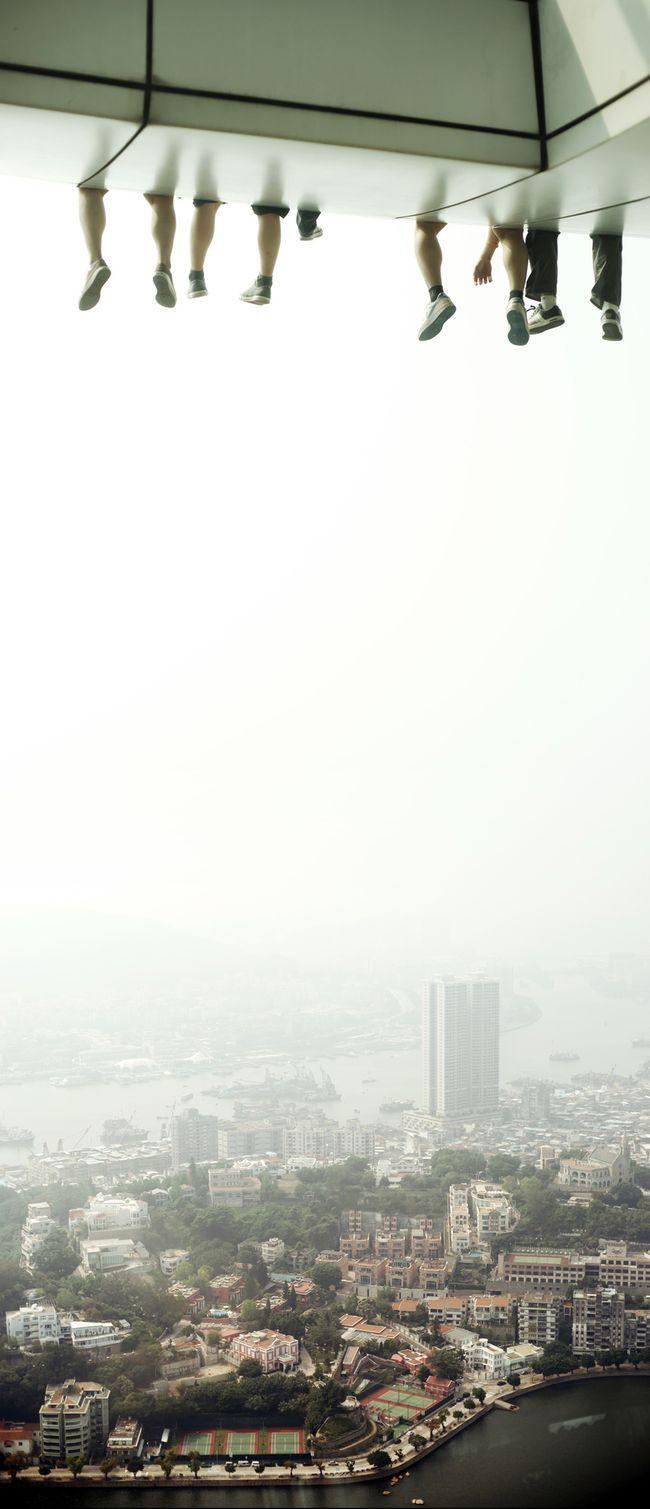 Захватывающие дух «высотные» фотографии (33 фото)
