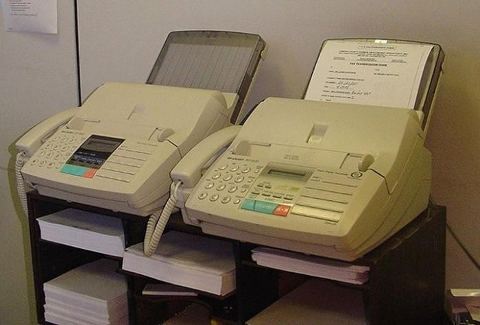 Офисы 90-х (18 фото)