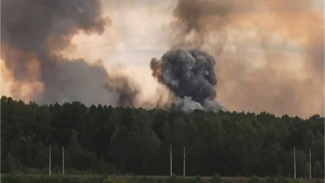 Aurora Intel опубликовала снимки спутника разрушений в Ачинске (3 фото)