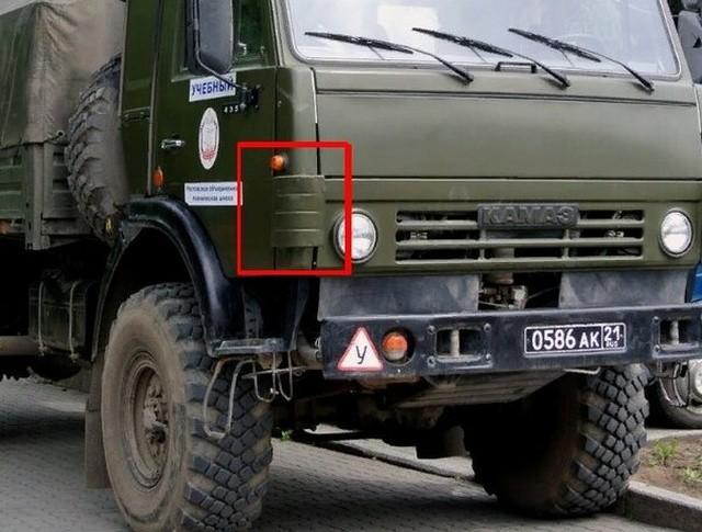 Для чего нужны эти необычные приспособления на грузовиках? (3 фото)