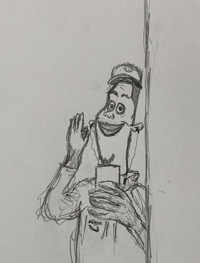Художник-карикатурист издевается над аватарками подписчиков (38 фото)
