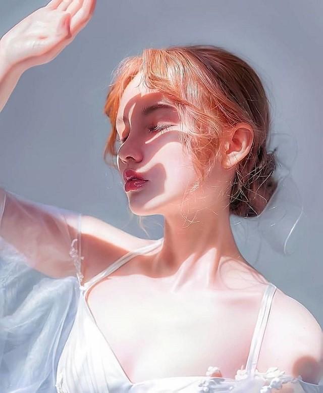 Картины в жанре гиперреализма (18 фото)
