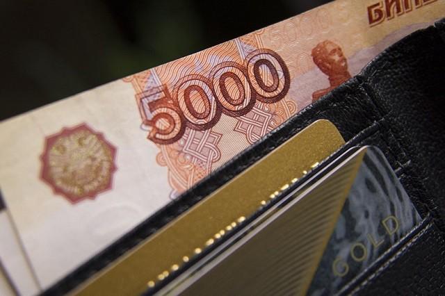 Россияне назвали зарплаты, которую они считают справедливой (2 фото)
