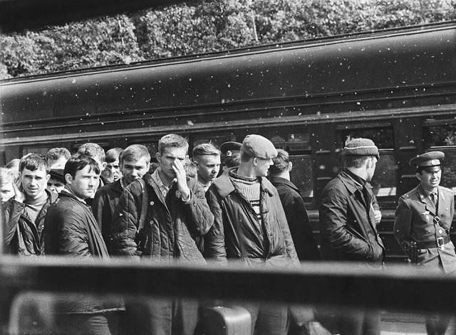 Москва 60-80 годов глазами знаменитого фотографа Дашевского (29 фото)