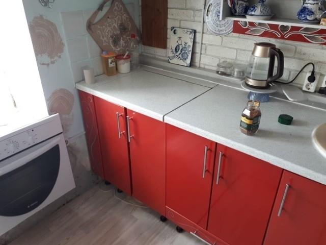 Кухня превращается, превращается кухня... (2 фото)