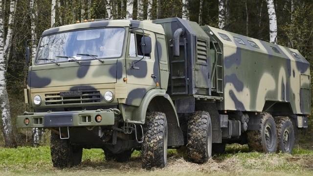 """Новейшие передвижные бани """"ППБ-32"""" (6 фото)"""