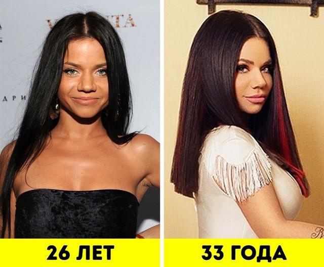 Российские знаменитости, которые с возрастом стали лучше (18 фото)