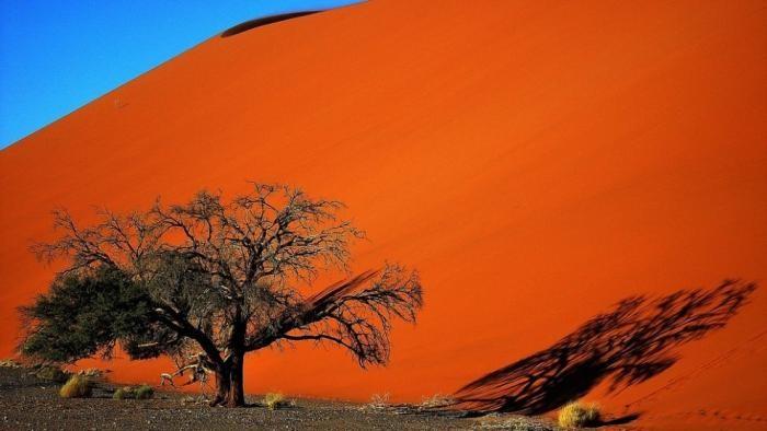 Места, где можно почувствовать всю силу природы (21 фото)