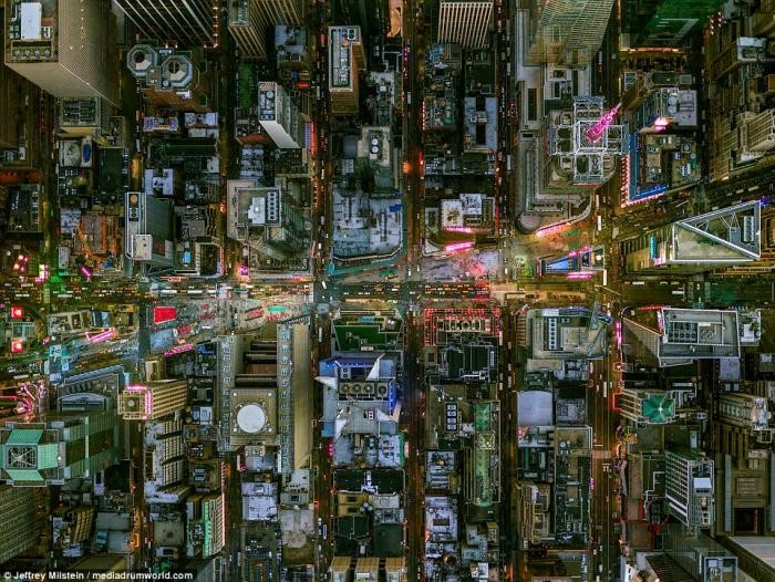 «Город ангелов» сверху (19 фото)